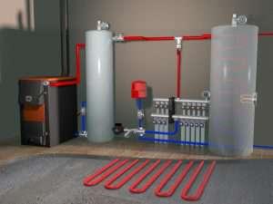 Монтаж систем вентиляции, кондиционирования и отопления