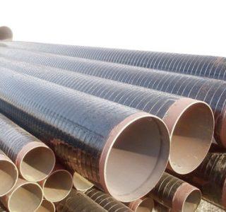 Изоляция трубопроводов и других поверхностей