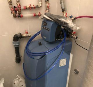 Установка водоочистного оборудования