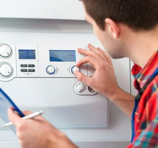 Обслуживание отопление, вентиляция, кондиционирование