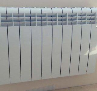 Монтаж и замена радиаторов (батарей) в квартире
