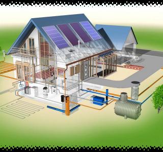 Проектирование водоснабжение и канализация